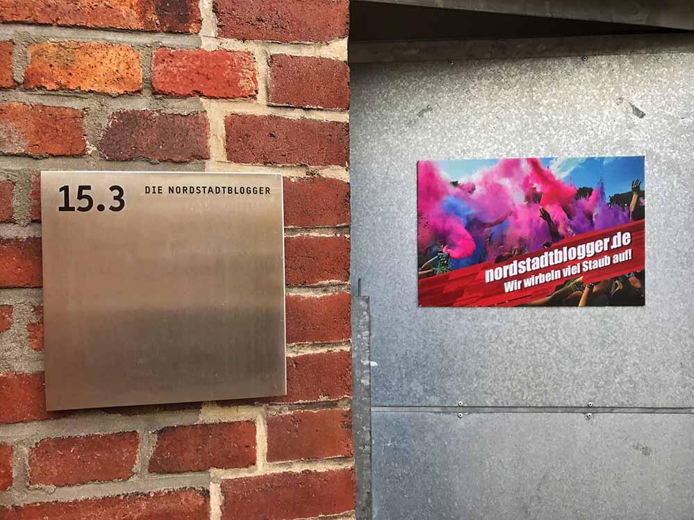 Seit April 2017 haben die Nordstadtblogger ein Büro im Depot.