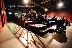 Das Theater im Depot. Foto: Alex Völkel
