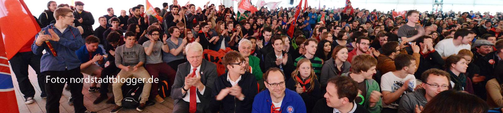 Große Resonanz auf Workers Youth Festival (Update)