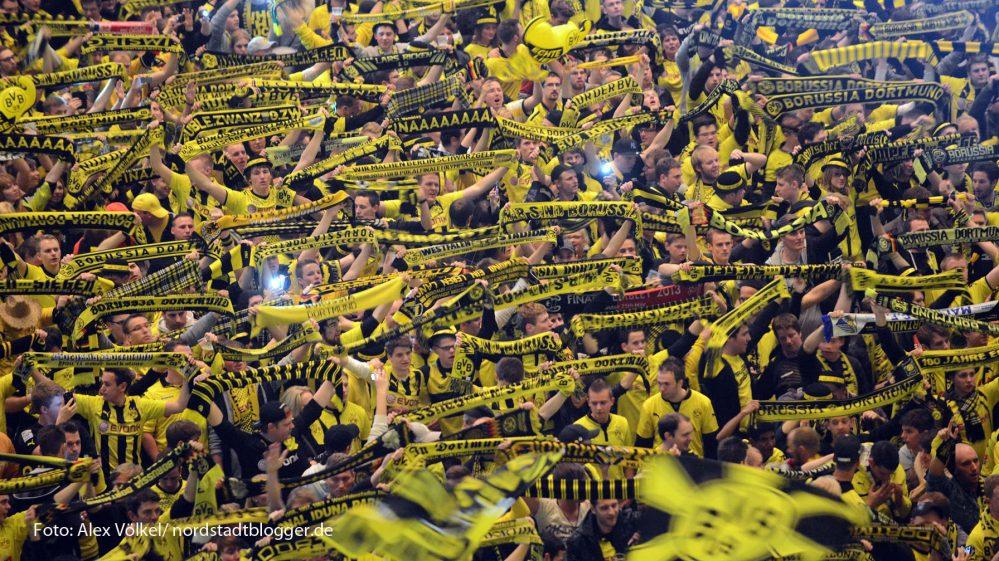 Galerie: Dortmund im Champions-League-Fieber – Ein Wechselbad der Gefühle