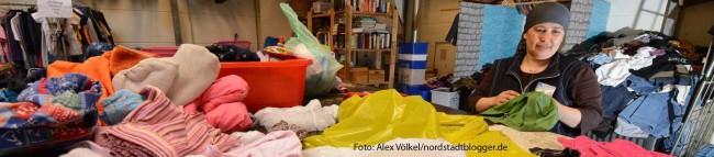 """Sozialkaufhaus """"Jacke wie Hose"""": Perspektiven für Arbeitslose und Hilfe für Bedürftige"""