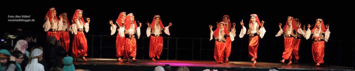 Tanz Folk 2014: Das Internationale Tanzfestival im Dietrich-Keuning-Haus geht in die nächste Runde