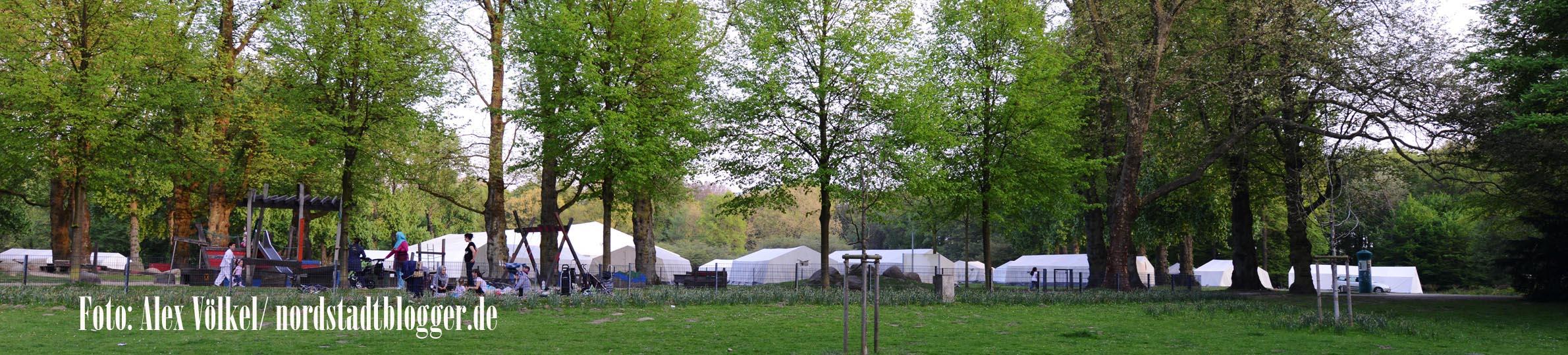 Falken und Jusos locken 3200 Camper in den Fredenbaum