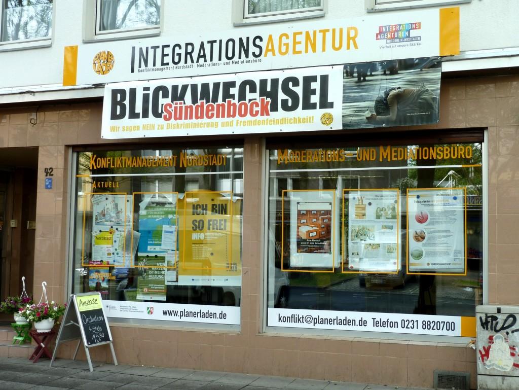 """Die Aktion """"Blickwechsel"""" des Planerladens geht weiter. Foto: Planerladen"""