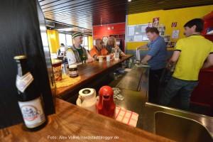 Seit Januar 2012 steht das Café Berta allen Trinker*innen zur Verfügung. Foto: Alex Völkel