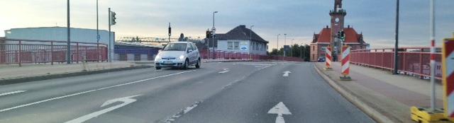 Fahrbahnschäden auf Mallinckrodtstraße werden beseitigt