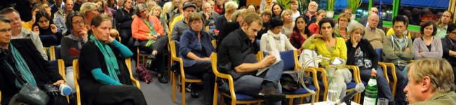 Podiumsdiskussion: Alltagsdiskriminierung von Sinti und Roma – wie dem begegnen?