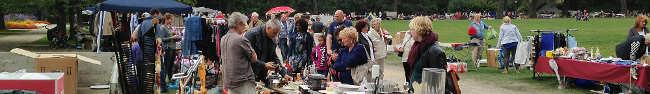 Nordstadt: Linke & Piraten fordern Erhalt des kommunalen Trödelmarkts im Fredenbaumpark