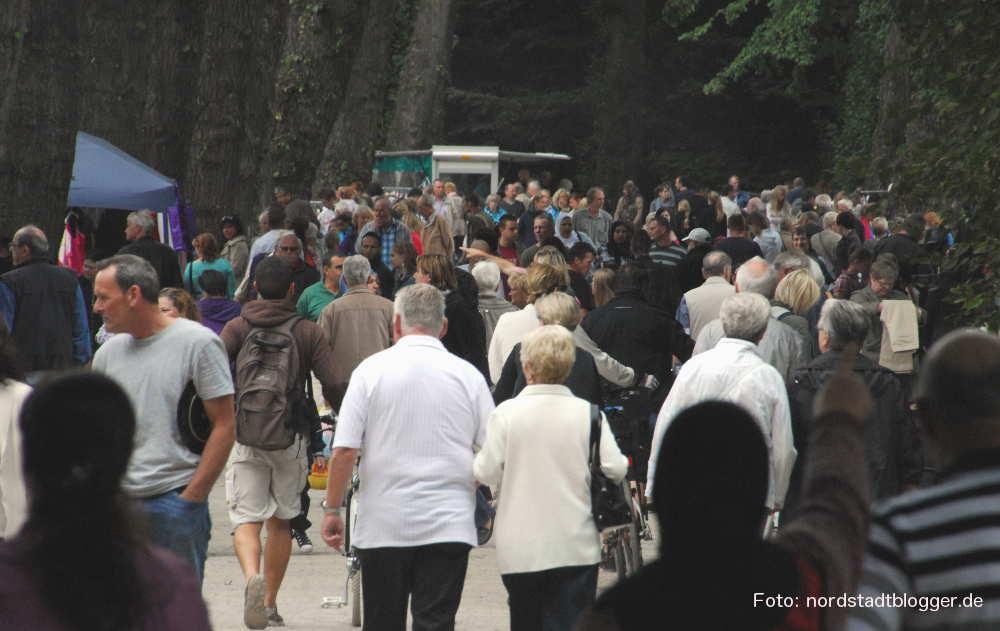 Trödelmärkte im Fredenbaumpark wird es auch 2016 geben