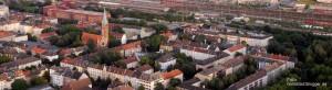 Luftbild Nordstadt