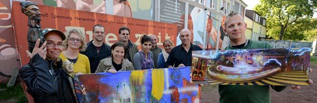 """""""Wo geht Kunst?"""": Innovatives Kunstprojekt mit Pilotcharakter für kulturelle Jugendarbeit in der Nordstadt"""