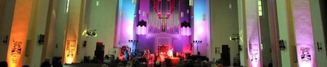 """Erster Klimadialog und """"LickLike-Festival"""" locken am Wochenende in die Pauluskirche in der Nordstadt"""