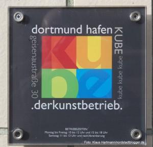derkunstbetrieb, Atelier und Ausstellungraum an der Gneisenaustraße