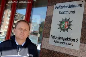 Erster Polizeihauptkommissar Detlef Rath leitet die Nordstadt-Wache.