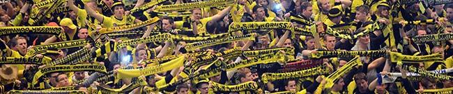Rudelgucken für 21 000 Fans in der City – Dreistündiger Autokorso nach Pokalsieg – 250.000 Menschen erwartet
