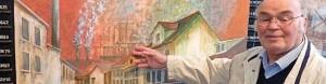 Karl Bathe - Ein Hoeschianer malt seine Arbeitswelt.