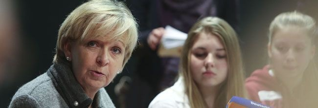 Lob von Landesmutter für Dortmunder Engagement für Bildungs- und Chancengerechtigkeit