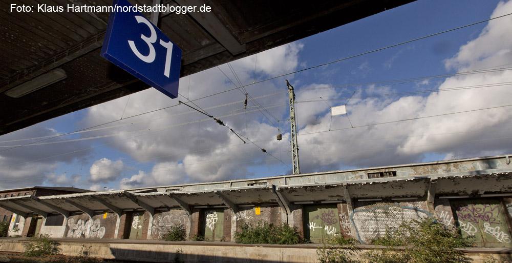 Bahnhofsumfeld