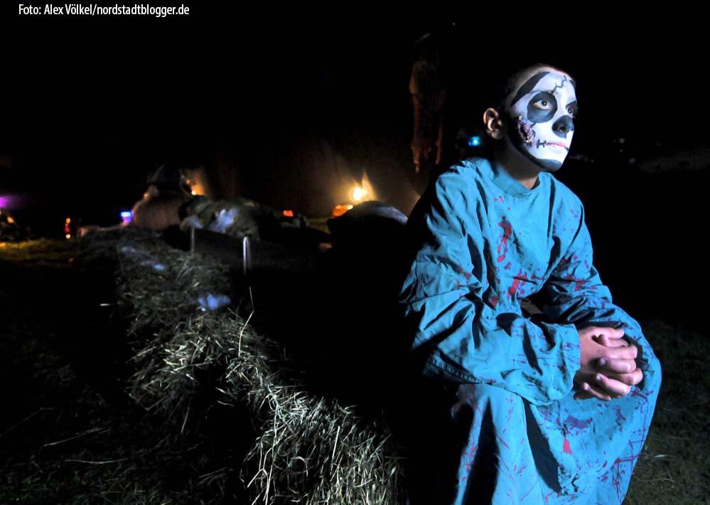 Big Tipi Halloween-Party
