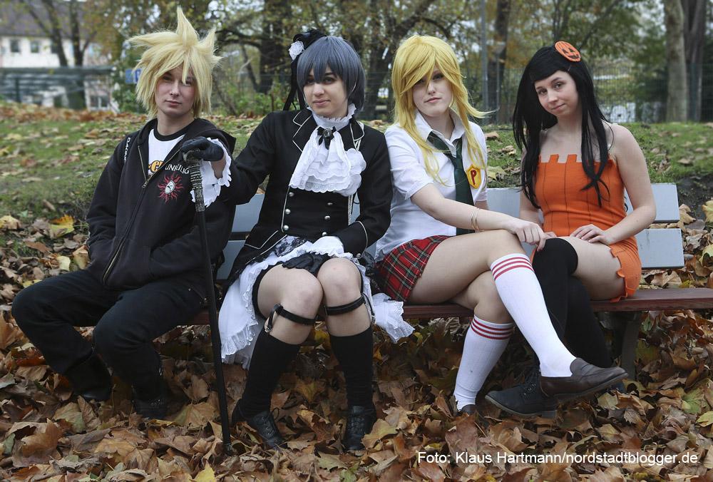 Anime, Mangaconvention im Fritz-Henßler-Haus.