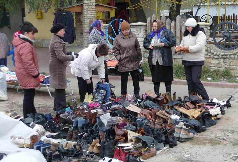 Moldawienreise Nov.2009