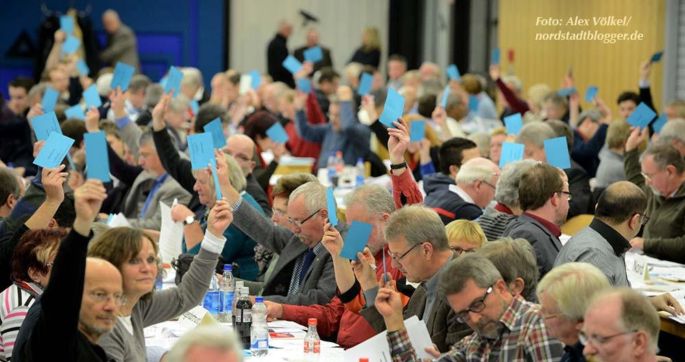 SPD-Parteitag zur Kommunalwahl
