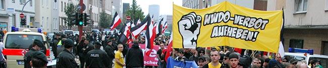 OVG Münster weist Klage gegen Verbot der Vereinigung 'Nationaler Widerstand Dortmund' ab