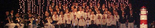 """Dortmunder Shanty-Chor bietet """"Weihnachten auf See"""""""
