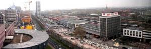 Der Hauptbahnhof und sein Umfeld