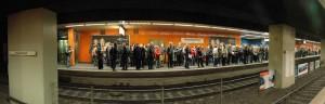 Stadtbahnstation Hauptbahnhof - heute