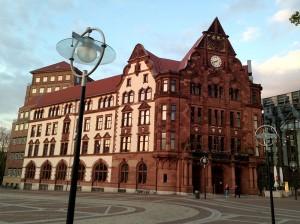 Stadthaus der Stadt Dortmund