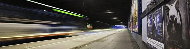 Mehr Licht, mehr Farbe, mehr Sicherheit: Unterführung Brinkhoffstraße / Schützenstraße wird neu gestaltet