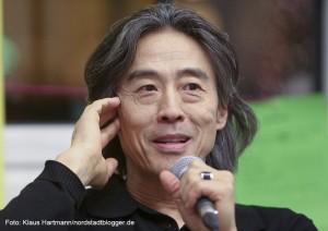 Dortmunder Ballettchef Xin Peng Wang diskutiert am Tag der Menschenrechte