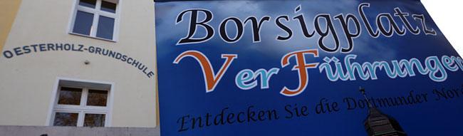 Kultige BVB-Auktion am Borsigplatz brachte 1650 Euro für die Mädchenfußballmannschaft der Stadtteilschule