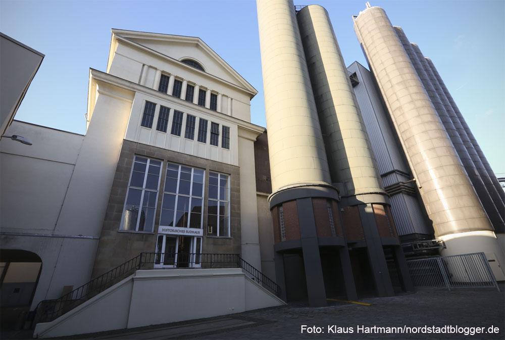 Brauereimuseum in der Steigerstraße