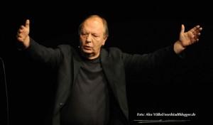 Der scharfzüngige Wilfried Schmickler gehört zu den ganz Großen des deutschen Kabaretts. Foto: Alex Völkel