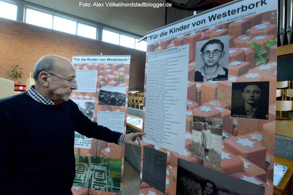 """IBB und Jugendring Dortmund organisieren das Gedenken """"Für die Kinder von Westerbork"""""""