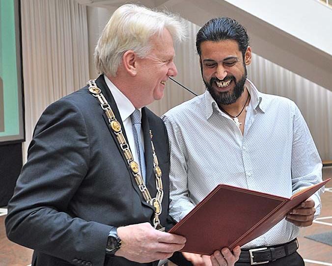 Abbas Khider erhält den Literaturpreis der Stadt Dortmund – Nelly-Sachs Preis 2013