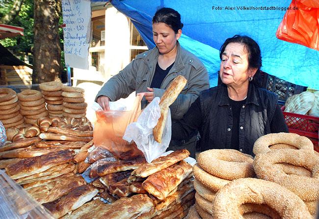 Nordmarkt-Wochenmarkt