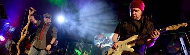 Nach 80 Veranstaltungen in der Kulturkirche ein gelungener Jahresabschluss mit  Pink Floyd-Tribute-Konzert