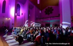 Pauluskirche: Groove Attack - Pink Floyd-Tribute-Konzert
