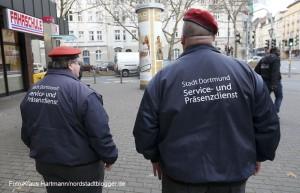 Oberbürgermeister Ulrich Sierau besucht Task Force Nordstadt