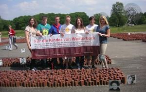 Gedenken an die Kinder von Westerbork