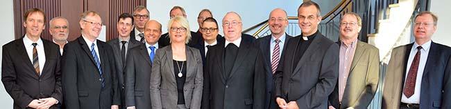 """Erzbischof Becker traf in Dortmund die Leiter der Arbeitsagenturen – Becker: """"Mehr für benachteiligte Jugendliche tun"""""""