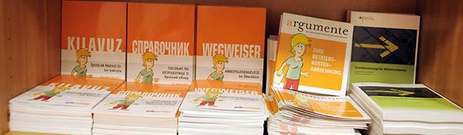Neues Veranstaltungsprogramm des Arbeitslosenzentrums Dortmund für das erste Halbjahr 2014 liegt vor