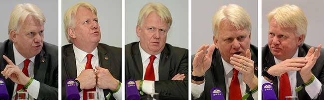 Der Dortmunder Oberbürgermeister tritt vorzeitig zur Wahl an – aber nur, wenn die anderen Parteien das auch wollen