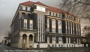 Haus Schifffahrt, ehemalige Hauptverwaltung der Rhenus WTAG am Hafen