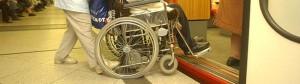 Stadtbahn-Barierefreier Zugang - Behinderung - Barrierefreiheit