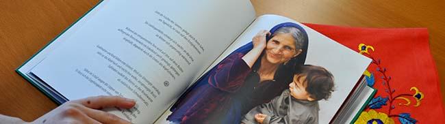 Karla Schefter in der Auslandsgesellschaft: Besucher erleben eine bemerkenswerte und hoch engagierte Frau