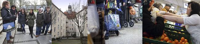 Raus aus dem Klassenzimmer, rein ins Nordstadtleben! Engagierte Projekttage der Schule am Hafen